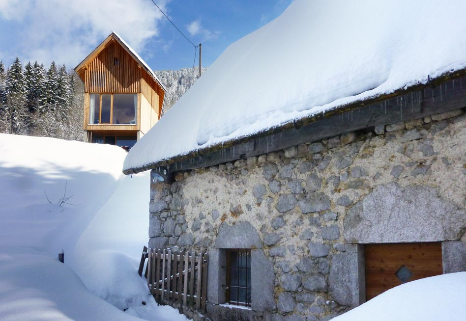 Maison moulin garel st pierre de chartreuse 38 flloo for Maison saint pierre rodez